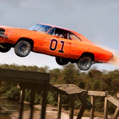 Flukes of Hazzard